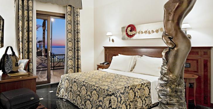 Chambre double Superior - Grand Hotel Minareto