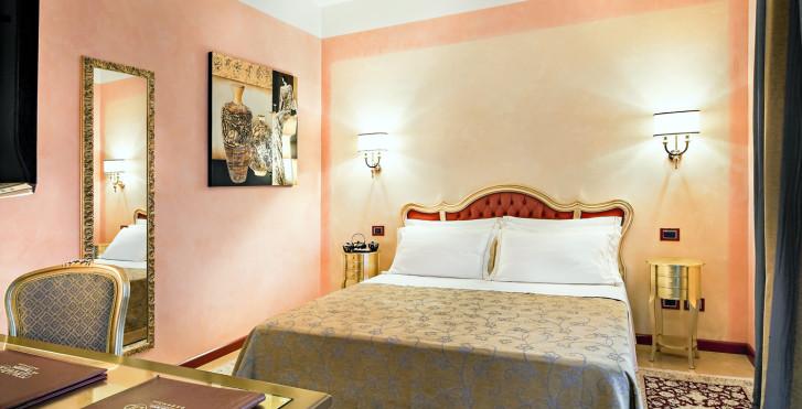 Chambre double Classic - Grand Hotel Minareto