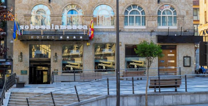 Hotel Soho Boutique Salamanca