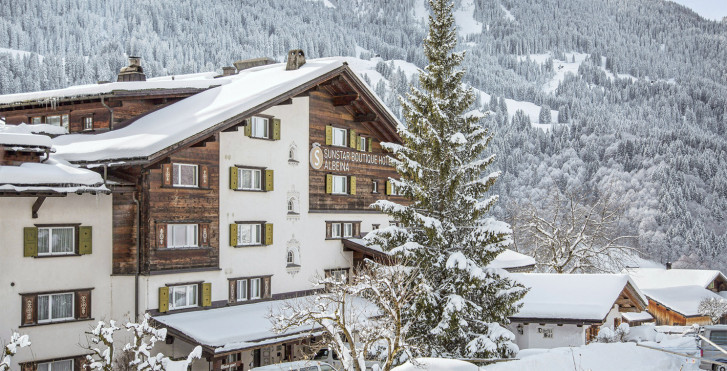 Sunstar Hotel Klosters - Skipauschale