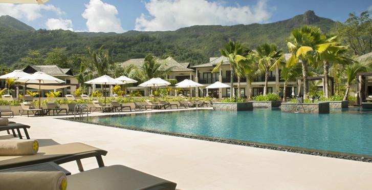 Image 25435115 - The H Resort Beau Vallon Beach
