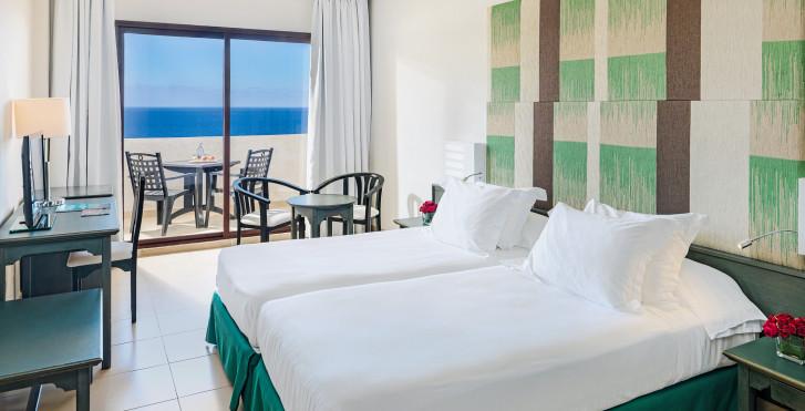 Doppelzimmer Meersicht - H10 Taburiente Playa