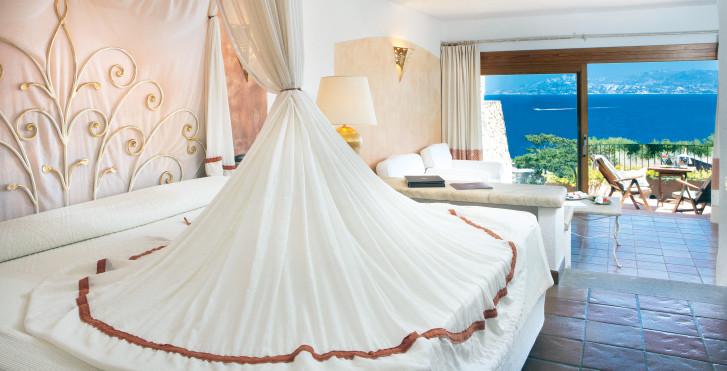 Suite Junior Executive vue mer - Capo d'Orso Thalasso & Spa