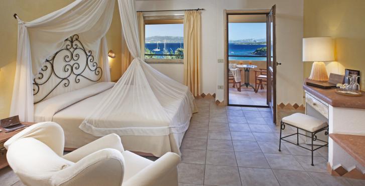 Chambre double - Capo d'Orso Thalasso & Spa
