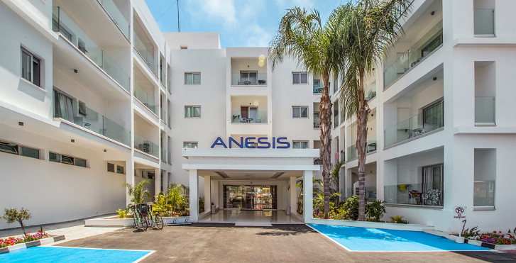 Image 25539734 - Hôtel Anesis