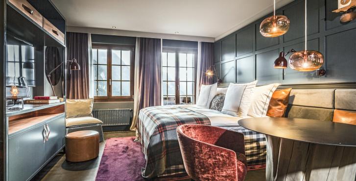 Chambre double - Hôtel HUUS - Top Hit!