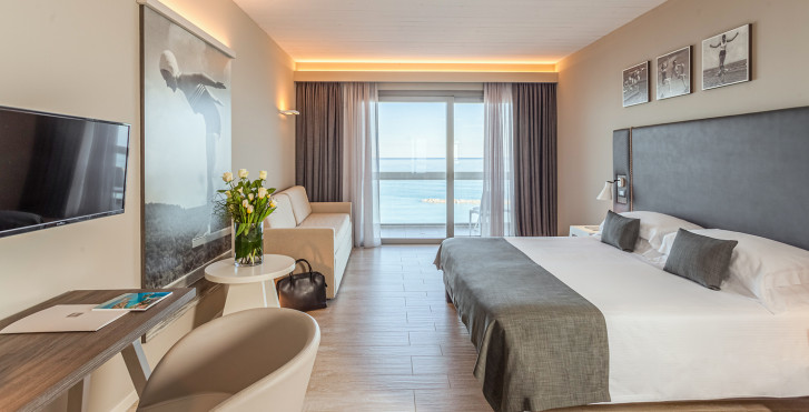 Chambre double Executive - Nautilus Family Hotel