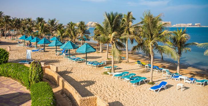 Image 32529581 - smartline Bin Majid Beach Resort