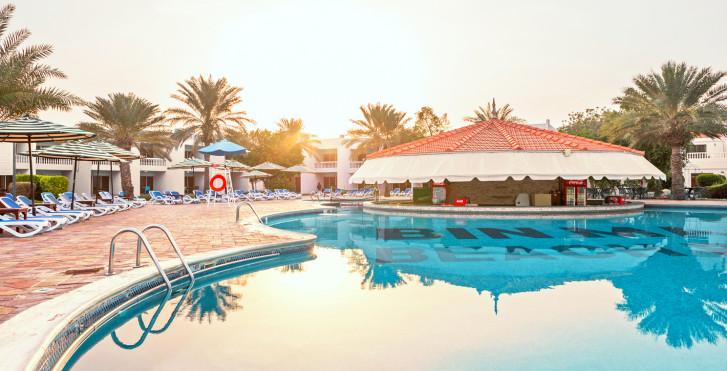 Image 32529635 - smartline Bin Majid Beach Resort