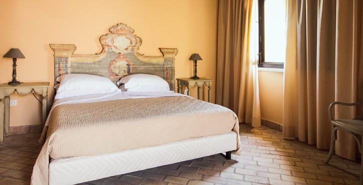 Doppelzimmer - Falconara Charming House Resort & Spa
