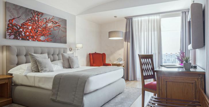 Doppelzimmer Superior - VOI Grand Hotel Mazzaro Sea Palace