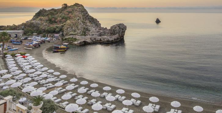 VOI Grand Hotel Mazzaro Sea Palace