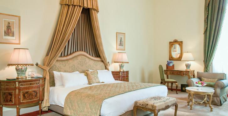 Chambre double Classic / © Serge Detalle - Sofitel Winter Palace Luxor