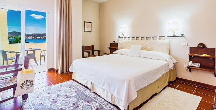 Doppelzimmer Deluxe - Villa Margherita