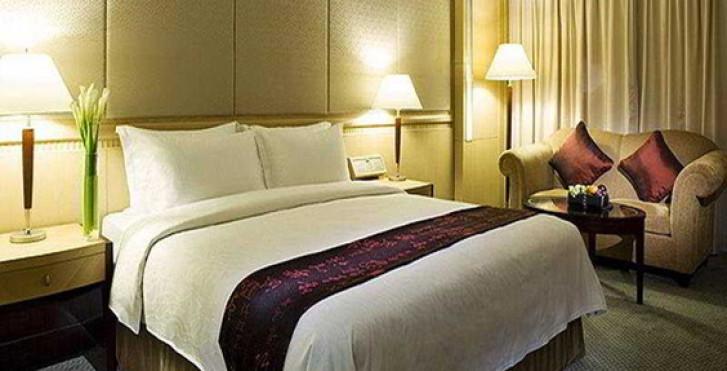 New World Shanghai Hotel