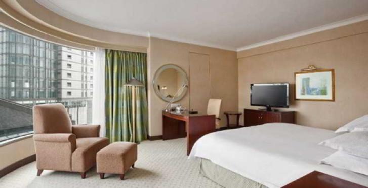 Kunlun Jing'an Hotel Shanghai