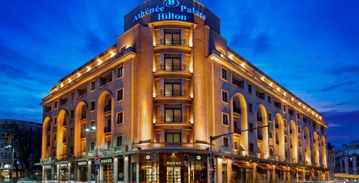 Image 28901096 - Athenee Palace Hilton Bucharest