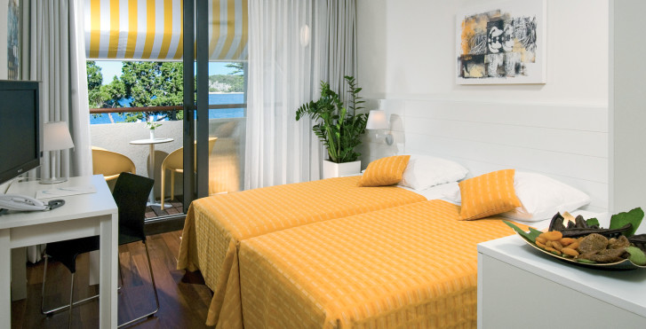Doppelzimmer Superior - Island Hotel Istra