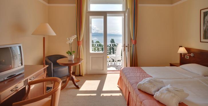 Chambre double Deluxe - Hôtel Bristol