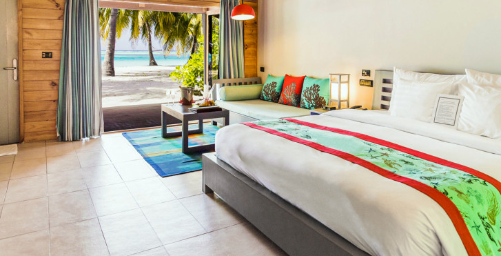 Beach Villa - Meeru Island Resort & Spa
