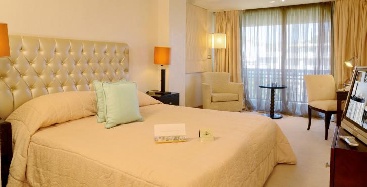 Doppelzimmer Comfort - Plaza Resort Hotel