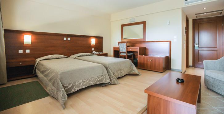 Familienzimmer - Evereden Beach Resort Hotel