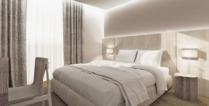 Chambre double - Evereden Beach Resort Hotel