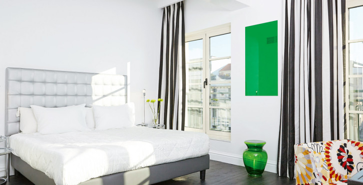 Doppelzimmer Pallas - Grecotel Pallas Athena Boutique Hotel