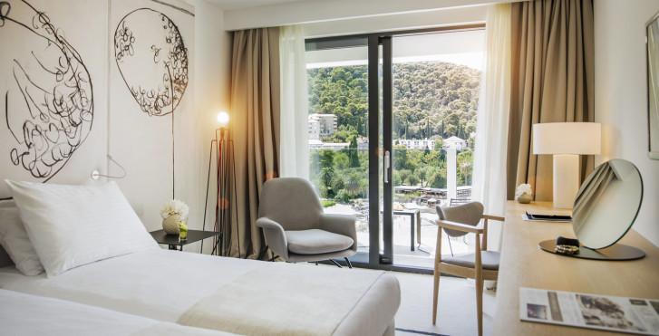 Chambre double Deluxe - Hôtel Kompas