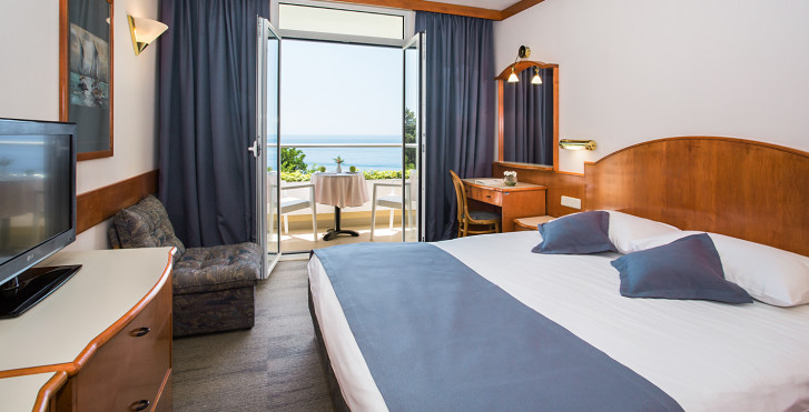 Doppelzimmer - Hotel Astarea I
