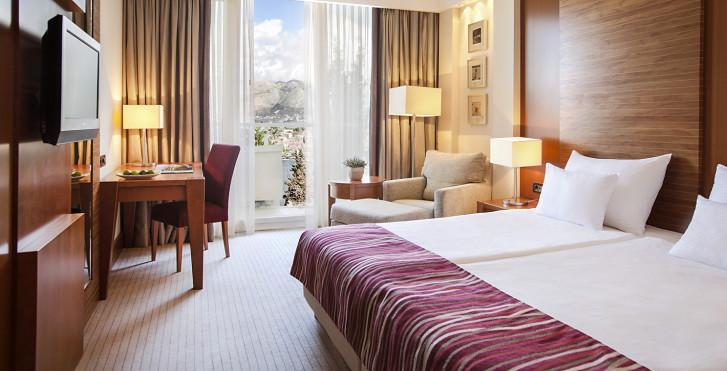 Doppelzimmer Superior Stadtblick - Hotel Croatia