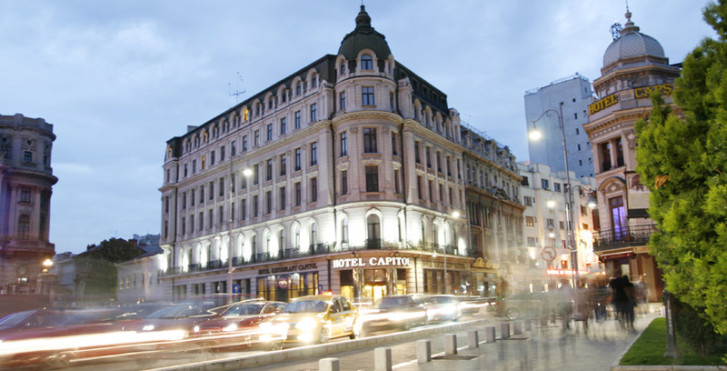 Capitol Bucharest