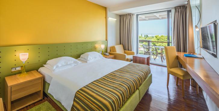 Doppelzimmer Superior - HotelAmor**** - Bluesun Resort Velaris