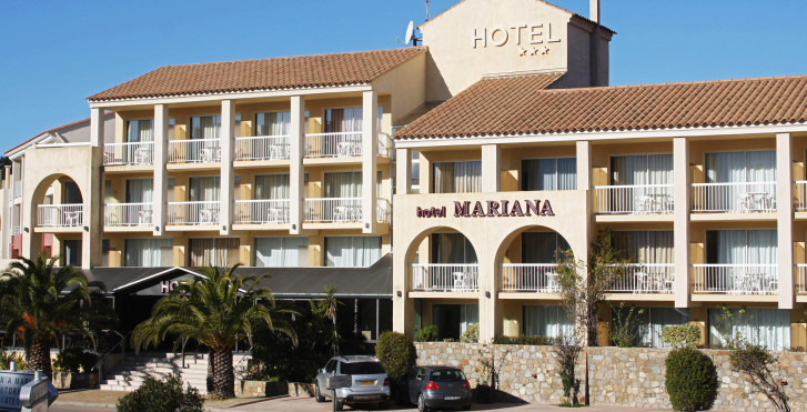 Image 25997742 - Hôtel Mariana Calvi