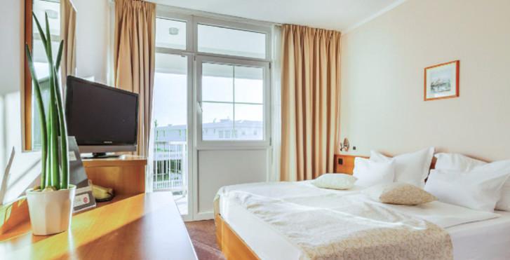 Doppelzimmer - Hotel Malin