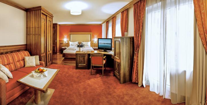 Chambre double - Alpenpark Resort