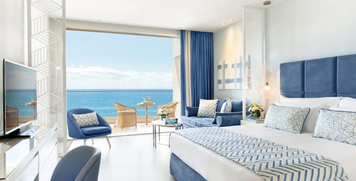 Junior Suite Meersicht - Ikos Oceania