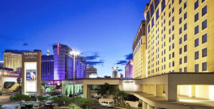 Bild 26169259 - Westin Las Vegas Hotel, Casino & Spa