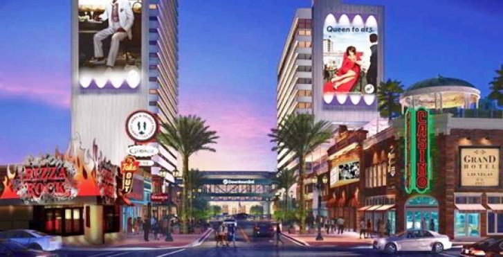 Downtown Grand An Ascend Collection Hotel Las Vegas Migros Ferien