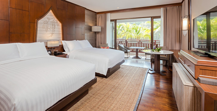 Phuket Marriott Resort & Spa Nai Yang Beach