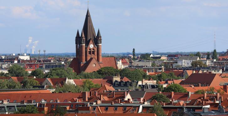 Hotel Stadt Hamburg Halle Saale