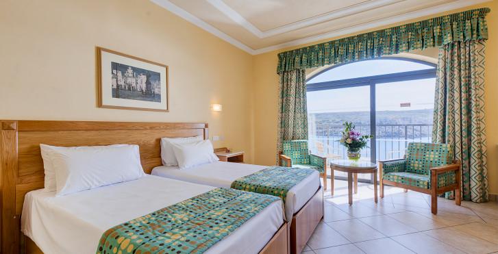 Chambre double avec vue sur la baie - Paradise Bay Resort Hotel