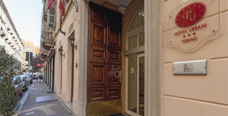 Image 28686344 - Hôtel Urbani