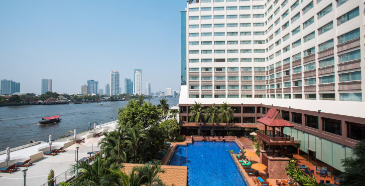 Image 26424698 - Ramada Plaza Bangkok Menam Riverside