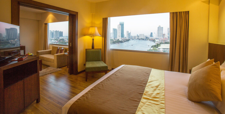 Image 26424699 - Ramada Plaza Bangkok Menam Riverside