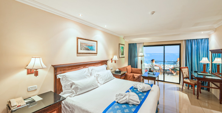 Doppelzimmer - Grand Hotel Gozo