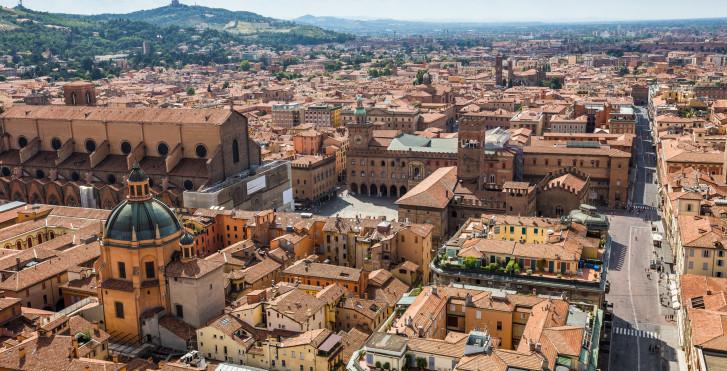 Historische Altstadt, Bologna