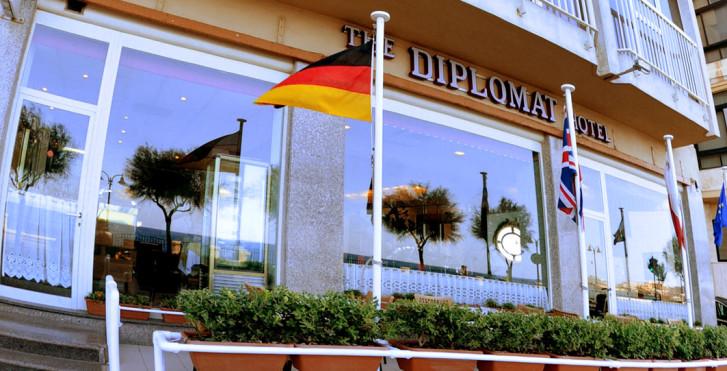 Bild 26572192 - Diplomat Hotel