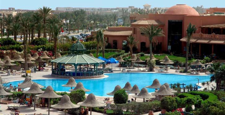 Parrotel Aqua Park Resort (ex. Park Inn by Radisson Sharm)
