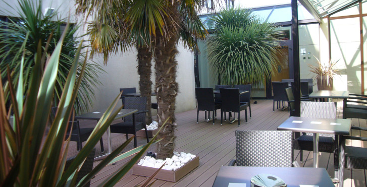 Hôtel Oceania Nantes Aéroport